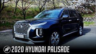 I'am 2020 Hyundai Palisade Diesel - Part#1 On-road (Kia Telluride's twin brother from Hyundai)