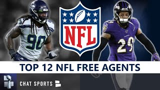 Top 12 NFL Free Agents Still Available In The Middle Of 2020 Training Camp Ft. Earl Thomas & Clowney