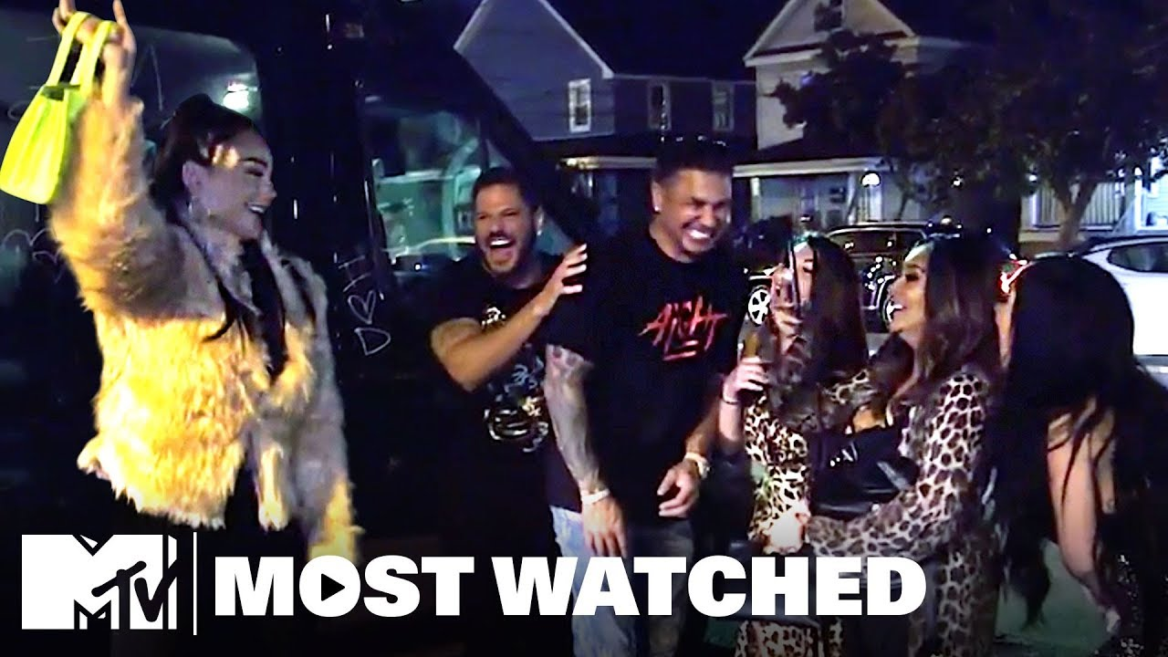 Download Jersey Shore's Most Watched (Jenni's Divorce Party, Mike's Return & More!) | MTV