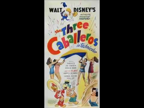 The Three Caballeros [1945] OST - Charles Wolcott and His Orchestra