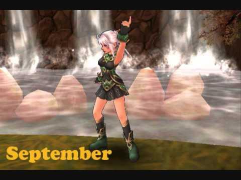 OutSpark Fiesta: Calendar Girl