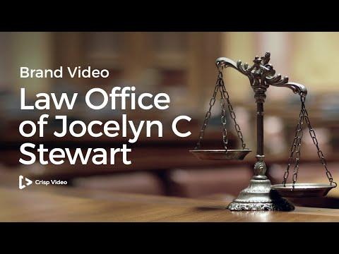 Jocelyn Stewart - Legal Video Marketing || Crisp Video