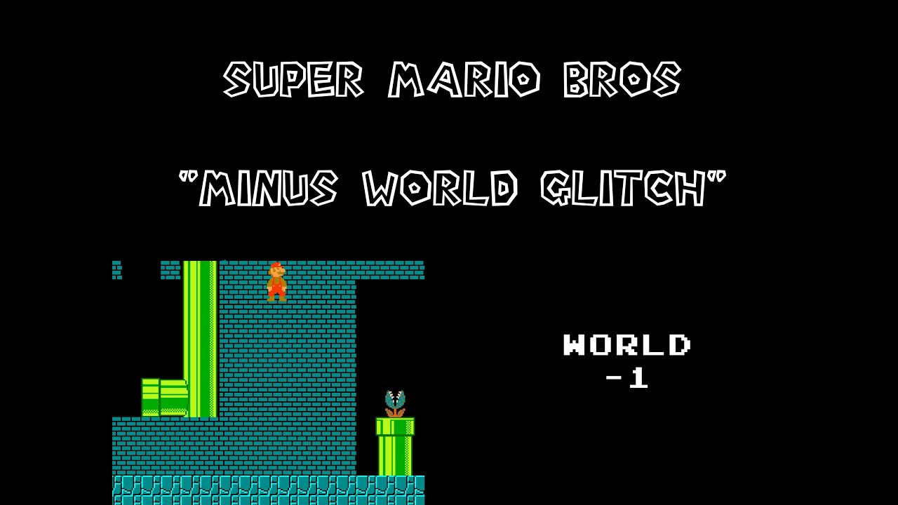 Image result for super mario bros nes minus world