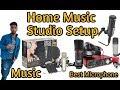 Home Music Studio Setup Best Music Studio Setup At Home Budgetmusicstudio Bestmusicstudio