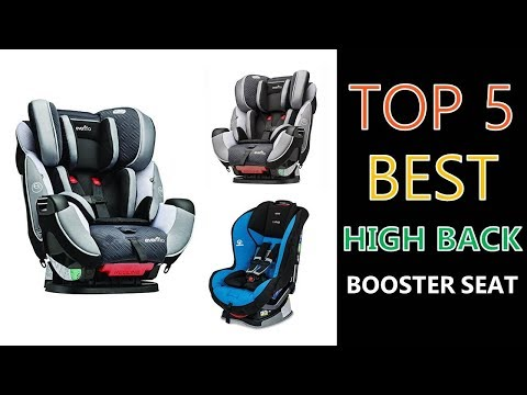Best High Back Booster Seat 2018