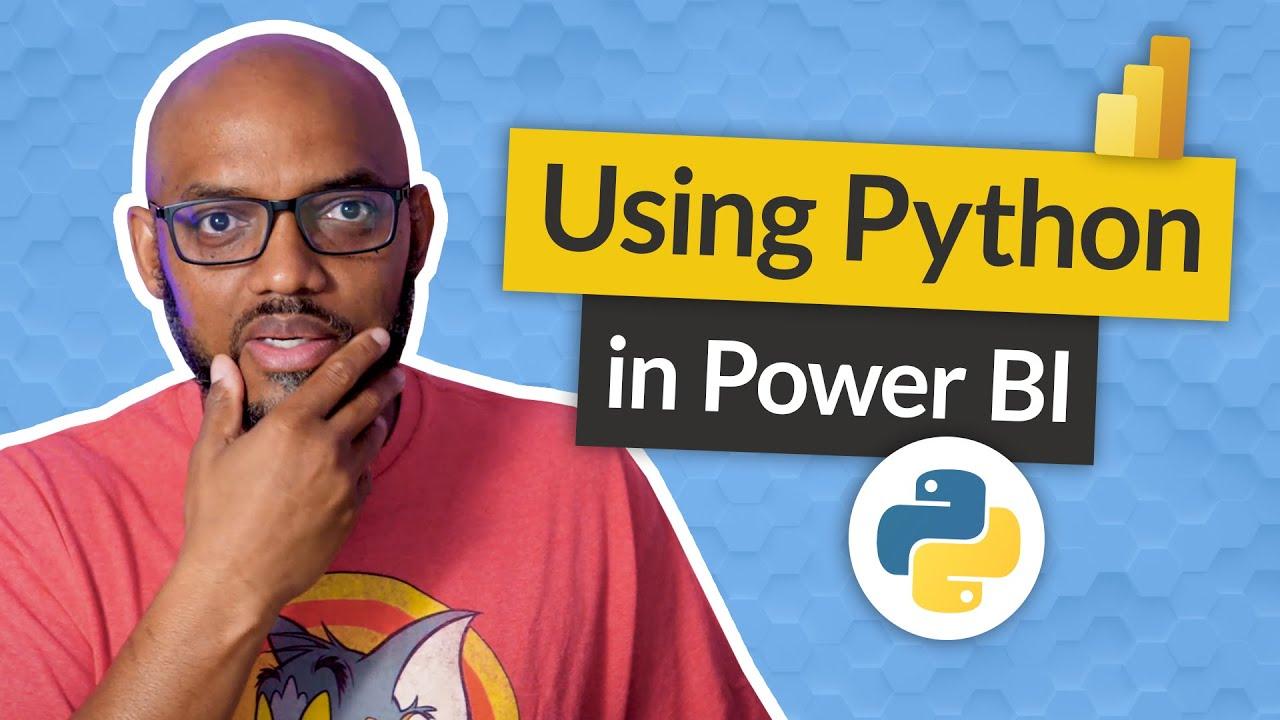 Intro to Python in Power BI