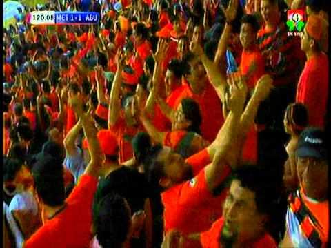 Gol de Gilberto Baires / A.D. Isidro Metapan 1 - 1 C.D. Águila / Fútbol Salvadoreño