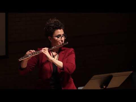 Night Music for Solo Flute by Vanraj Bhatia