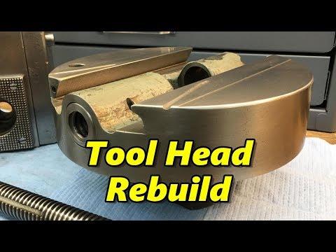 SNS 212 Part 1: Shaper Tool Head Rebuild
