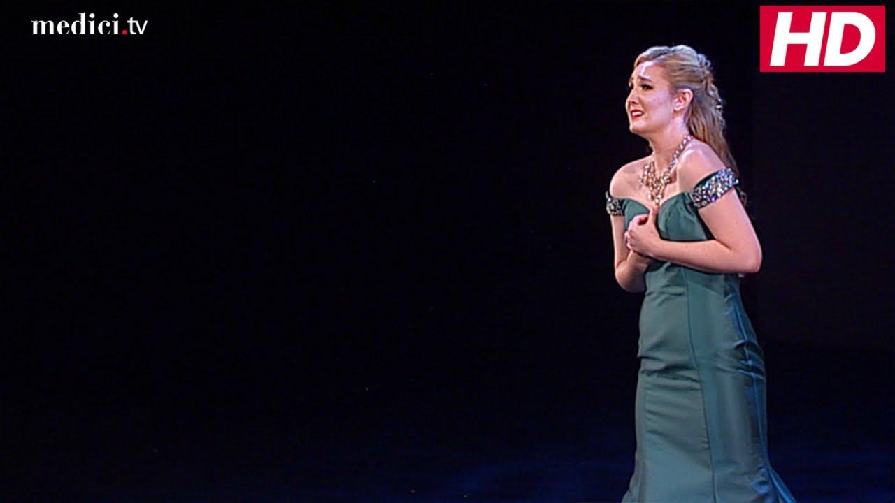 Plácido Domingo's Operalia 2018 - Samantha Hankey (2nd Prize)