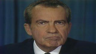 Richard Nixon's resignation speech