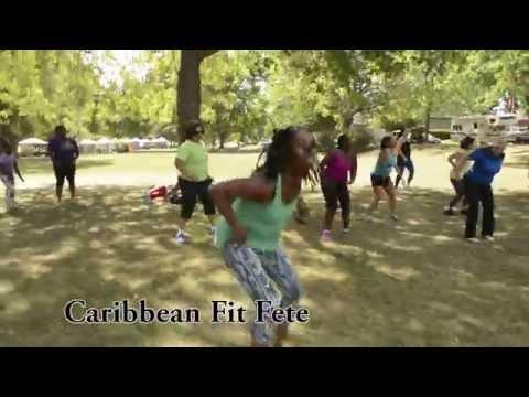 Caribbean Fit Fete ~TAKE OVER TOWN by Bunji Garlin