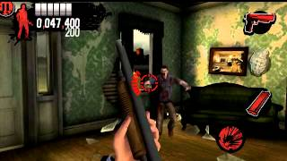 House Of The Dead Overkill: TLR - Android Gameplay