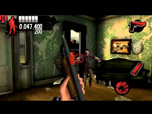 House Of The Dead Overkill Tlr Android Gameplay Youtube