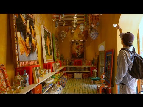 BOOKER TRAVELS - Morocco: Marrakech Riads