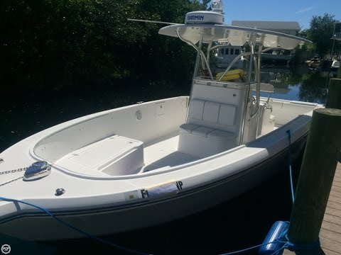 [UNAVAILABLE] Used 2006 Stamas 290 Tarpon in Tavernier, Florida