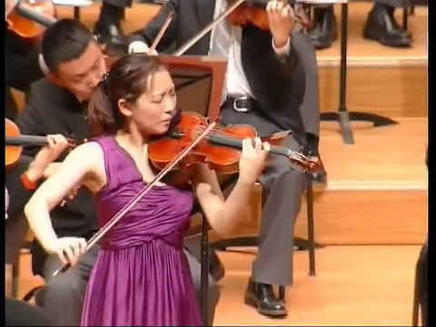 Ji Eun Anna Lee - Shostakovich Violin Concerto No 1 in A minor