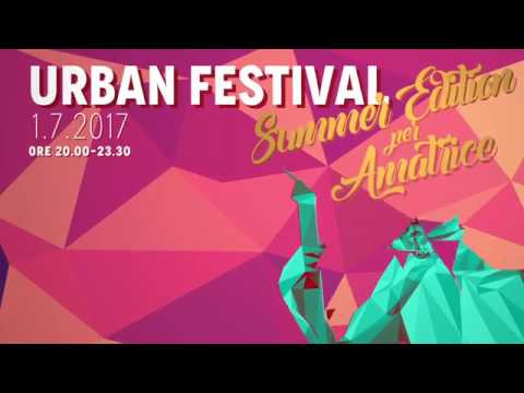 URBAN FESTIVAL SUMMER EDITION 2017