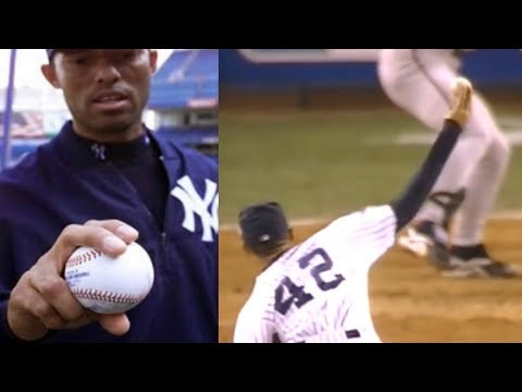 How To Throw A Cutter Like Mariano Rivera! (BEST CUTTER GRIP)