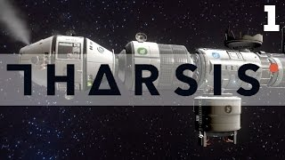 Let's Play Tharsis / Tharsis Gameplay Part 1 - Gameplay Introduction