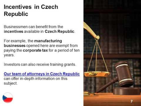 Law Firm in Czech Republic