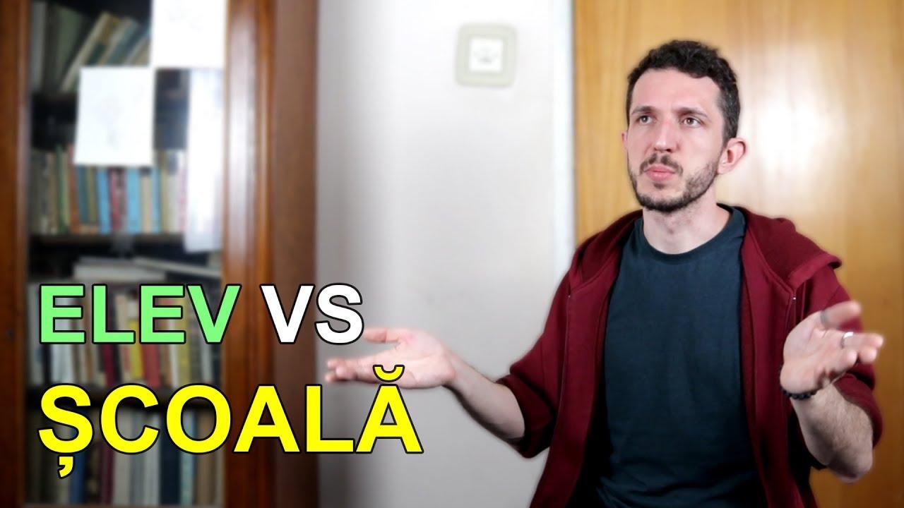 ELEV VS ȘCOALĂ - scurtmetraj Andrei Xmas