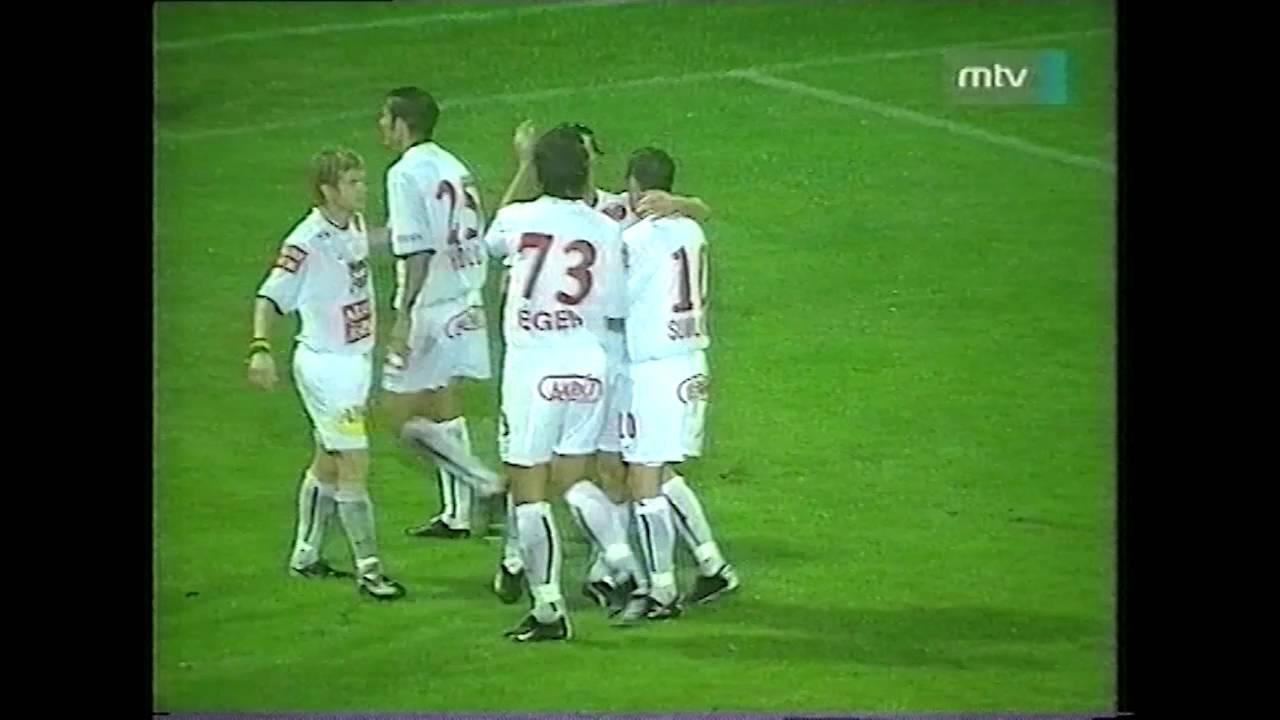 Debrecen-Zalaegerszeg | 4-0 | 2003. 08. 31 | MLSZ TV Archív