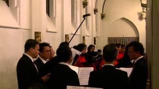 Hiệp Lễ : Lạy Chúa Là Vua do ca đoàn Ave Maria, Århus trình bày
