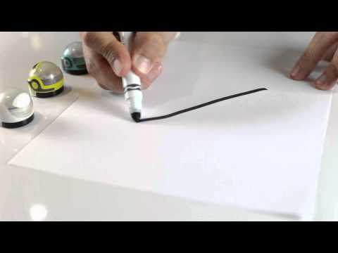 How To: Draw a Perfect Line for Your Ozobot
