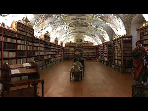 What to See on a Prague Tour 5: Strahov Library