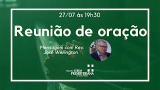 REUNIÃO DE ORAÇÃO