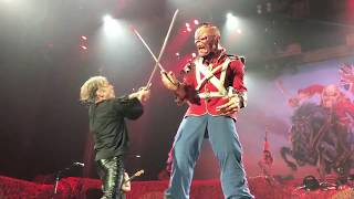 Iron Maiden - The Trooper (Live at Saku Suurhall, Tallinn, 26.05.2018)
