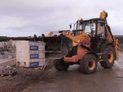Steve Hunt Plant Hire Plymouth Based Plant Hire Business Youtube
