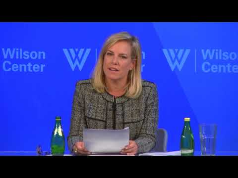 A Conversation with U.S. Secretary of Homeland Security Kirstjen M. Nielsen
