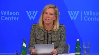 A Conversation with U.S. Secretary of Homeland Security Kirstjen M. Nielsen