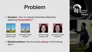 Detecting Overfitting of Deep Generative Networks via (...) - Rabin - Workshop 2 - CEB T1 2019