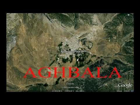 Aghbala Map | Morocco Google Satellite Maps