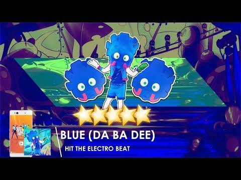 Just Dance Now-Blue (Da Ba Dee) 5 Star