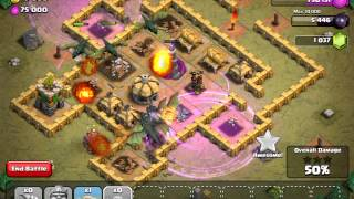 Clash of Clans With PLG gameplay#6