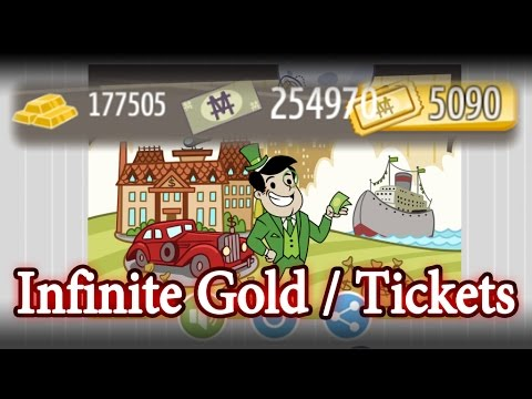 adventure capitalist how to get gold