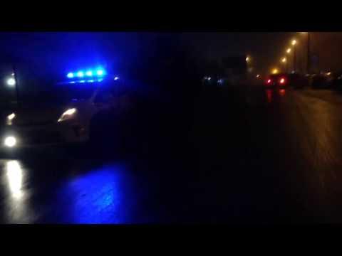 0512: В Николаеве недовольные клиенты подрезали таксиста