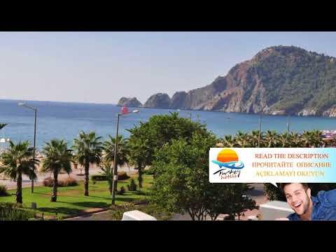 Belle Ocean Apart Otel, Alanya, Türkiye