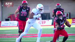 Utah Defeats Ducks, 32-25
