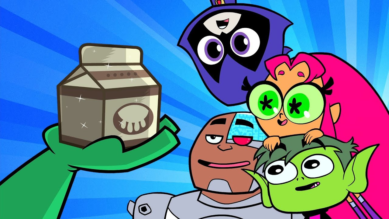 Teen Titans Go - Episode 110 - -5890