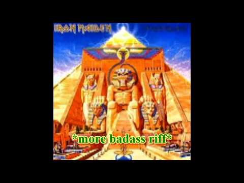 Iron Maiden- Aces High (Powerslave)