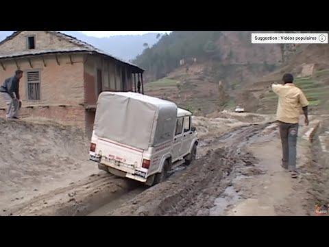 Les routes de l'impossible - Népal, les damnés du précipice