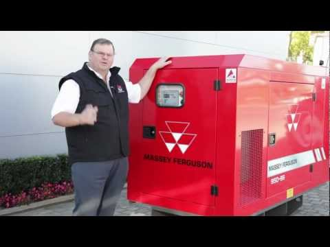 MF Genset Power Generators - Campbell Scott - English