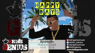 Ajrenalin - Happy Days - February 2016