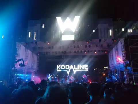 The Riddle - Kodaline live at Wanderland...