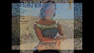 Rakhel Hadass 1961 - הדס רחל -  אי עיניים לך שחורות כל
